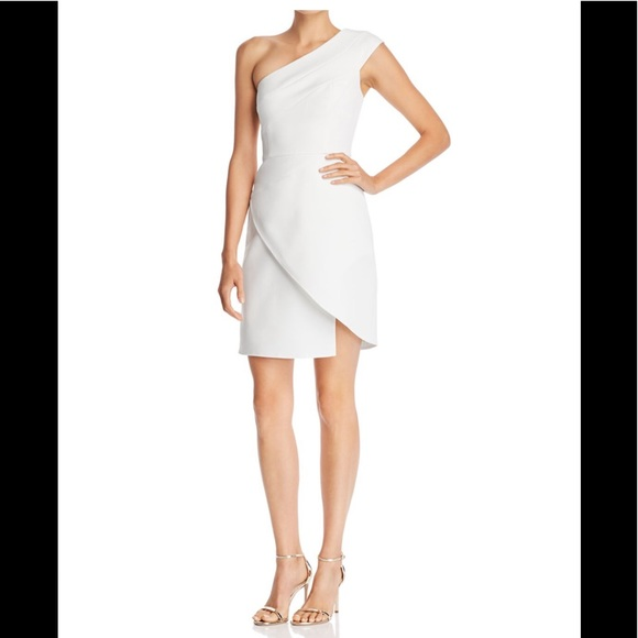 eb38802859f BCBGMaxAzria Dresses   Skirts - BCBGMAXAZRIA Aryanna One Shoulder Cocktail  Dress